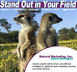 Natural Marketing Meerkat Campaign